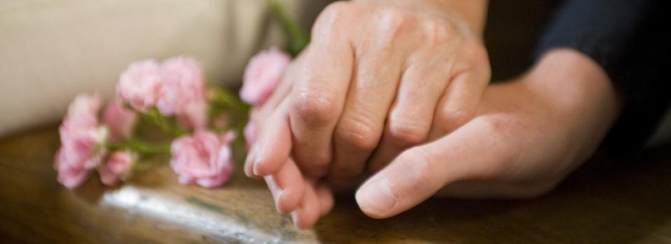 Gäst på begravning | Cardells Begravningsbyrå